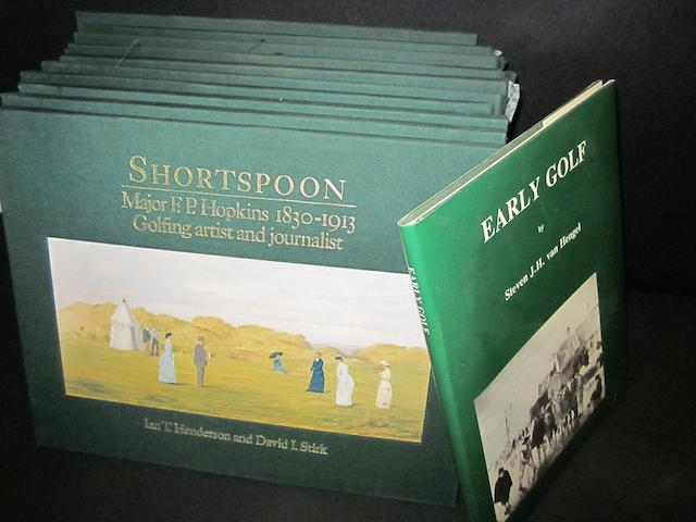 Henderson & Stirk: Shortspoon Major F. P. Hopkins 1830-1913 Golfing Artist and Journalist