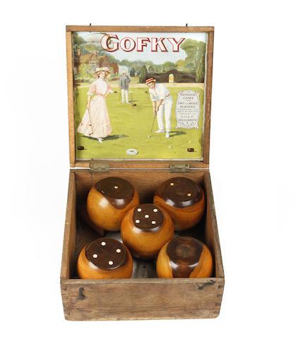 Rownson, Drew & Clydeside: Gofky circa 1912