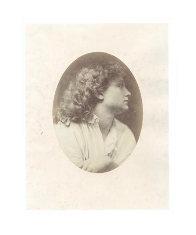 REJLANDER (OSCAR)  Rejlander's Servant, [c.1865]