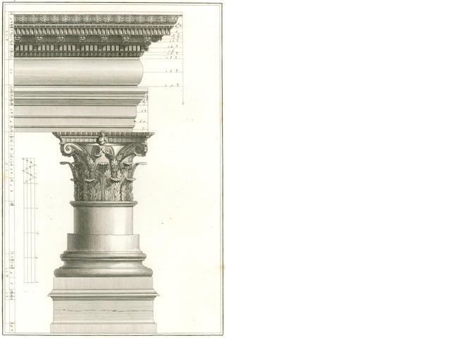 ITALY WOOD (ROBERT) Les ruines de Palmyre, autrement dite Tedmor au désert, 1819