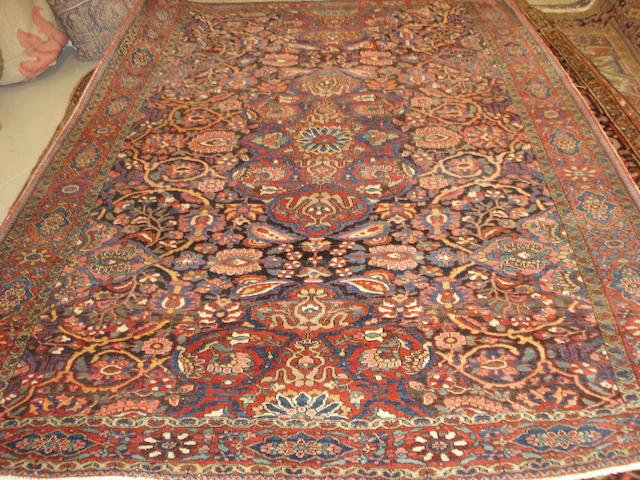 A Bakhtiar carpet, West Persia, 310cm x 218cm