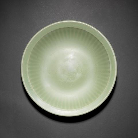 A celadon dish Ming Dynasty
