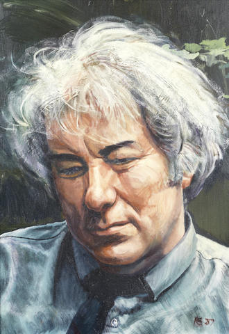 HEANEY, SEAMUS (b. 1939, Irish poet)