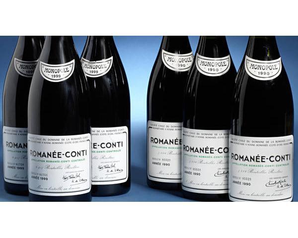 Romanée-Conti 1990 (3)