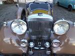 1939   Daimler 4 Litre Sports berline   Chassis no. 47820 Engine no. 88659