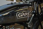c.1932 Garelli 350cc Tipo 331 Roadster Frame no. 3611 Engine no. 5728