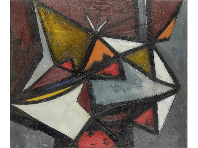 William Gear (British, 1915-1997) 'Nocturne'