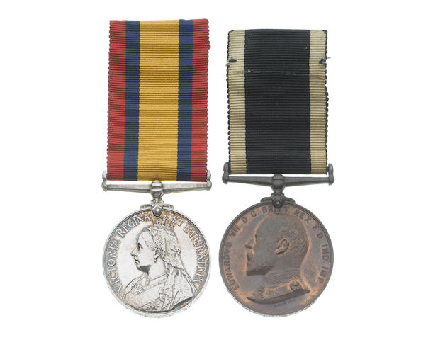 Pair to Orderley S.H.Birtwistle, St.John Ambulance Brigade,
