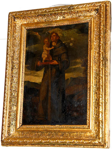 Italian School, 18th Century Saint Anthony of Padua  (3)