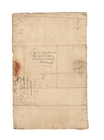 HISTORY AND POSTAGE - Collection of letters and documents of historical and postal interest (collection)