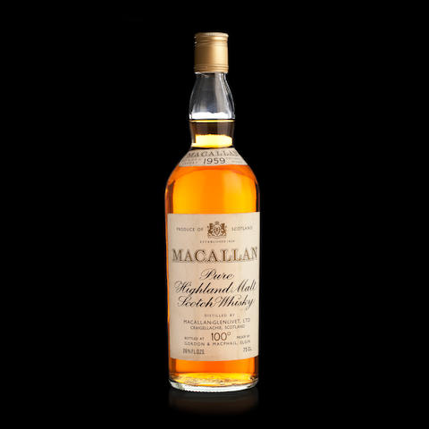The Macallan-1959