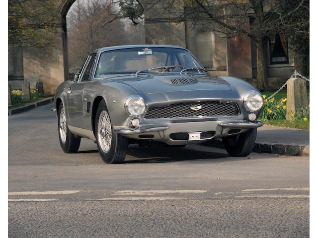 1960 Aston Martin Bertone Jet DB4GT,
