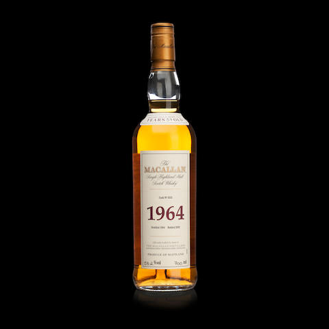 The Macallan-37 year old-1964