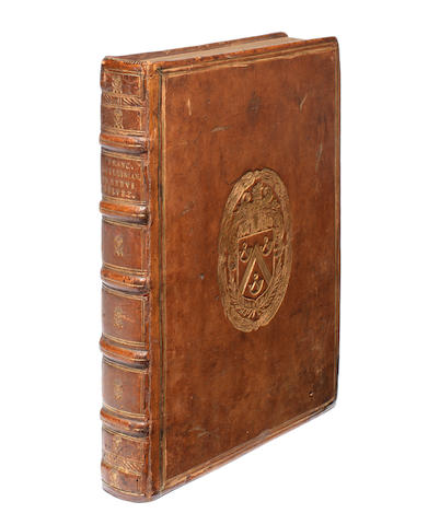 GUILLIMANN (FRANCOIS) De rebus Helvetiorum, sive antiquitatum libri V, 1598