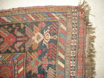 A Khamseh rug, South West Persia, 347cm x 173cm