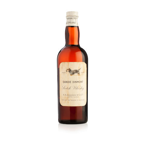 Dandie Dinmont Scotch Whisky-Early 20th Century