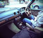 1981 Mercedes Benz 280CE,