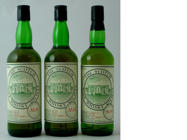 SMWS 33.12 (2) <BR /> SMWS 33.15