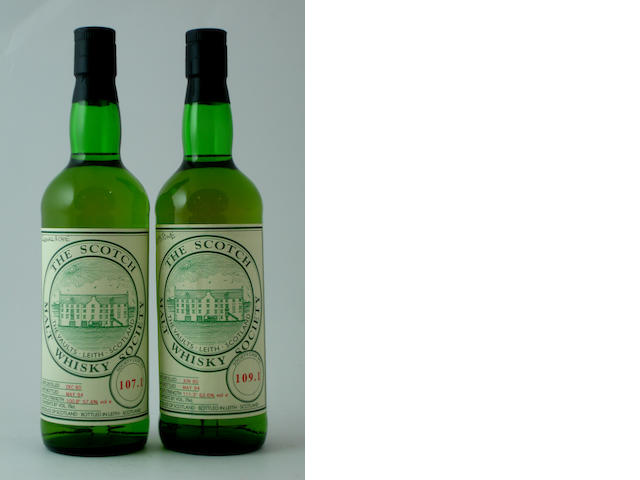SMWS 107.1<BR /> SMWS 109.1