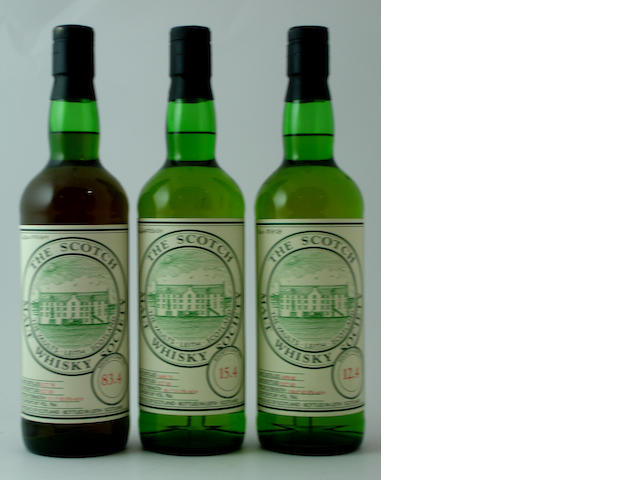 SMWS 83.4<BR /> SMWS 15.4<BR /> SMWS 12.4