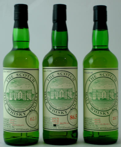 SMWS 62.3<BR /> SMWS 86.5<BR /> SMWS 25.7