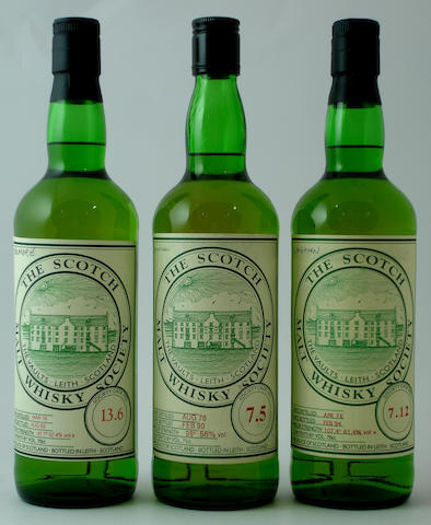 SMWS 13.6<BR /> SMWS 7.5<BR /> SMWS 7.12