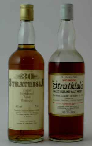 Strathisla-30 year old<BR /> Strathisla-15 year old