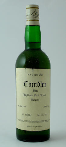 Tamdhu-23 year old-1950