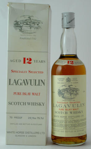 Lagavulin-12 year old