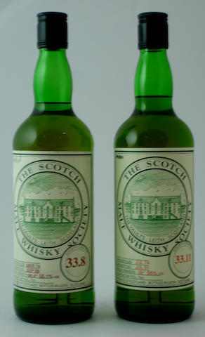 SMWS 33.8<BR /> SMWS 33.11