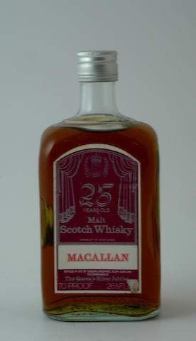 Macallan-25 year old