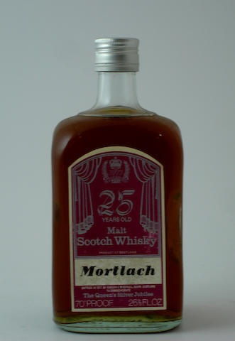 Mortlach-25 year old