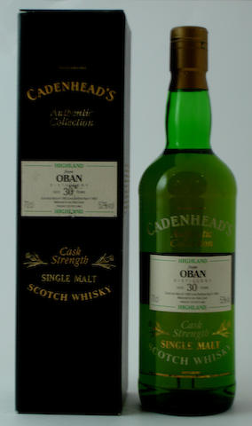 Oban-30 year old-1963