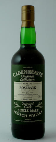 Rosebank-26 year old-1967