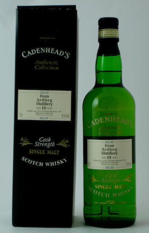 Ardbeg-19 year old-1978