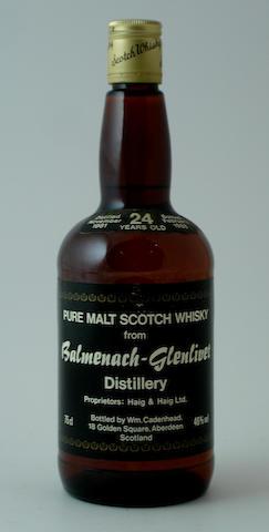 Balmenach-Glenlivet-24 year old-1961