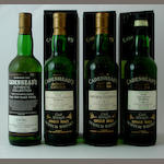 Strathmill-11 year old-1980<BR /> Loch Lomond (Inchmurrin)-11 year old-1985<BR /> Imperial-Glenlivet-14 year old-1979<BR /> Edradour-20 year old-1976