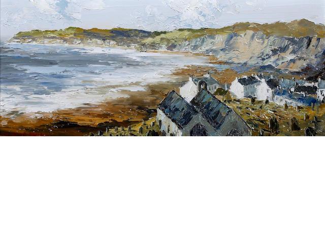 Charles Wyatt Warren (British, 1908-1983) 'Aberdaron'