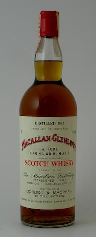 Macallan-Glenlivet-1961