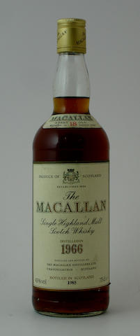 The Macallan-18 year old-1966