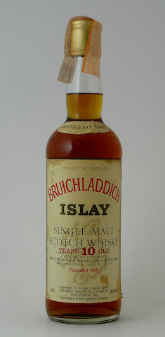 Bruichladdich-10 year old-1965