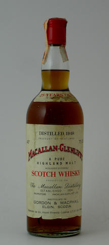 Macallan-25 year old-1948