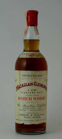 Macallan-25 year old-1948