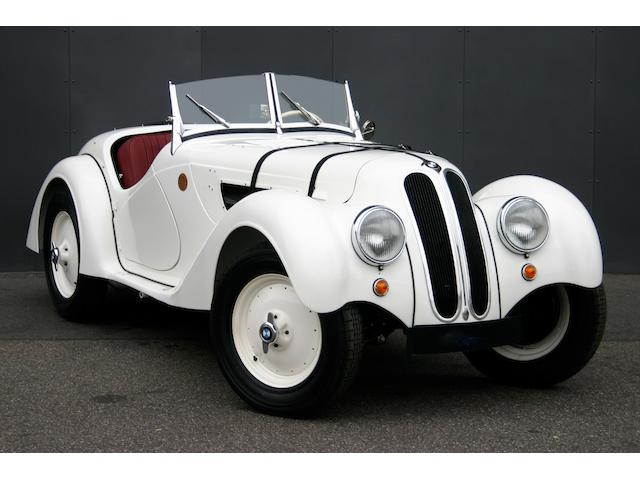 1939 BMW 328 Roadster Recreation