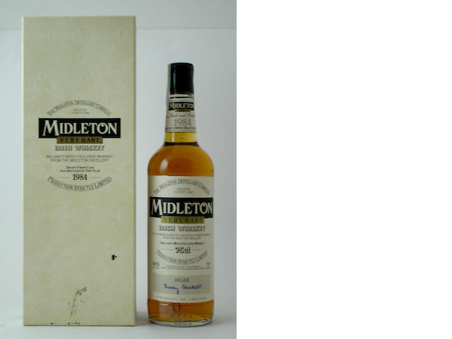 Midleton Irish Whiskey-Bottled 1984