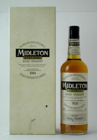 Midleton Irish Whiskey-Bottled 1984