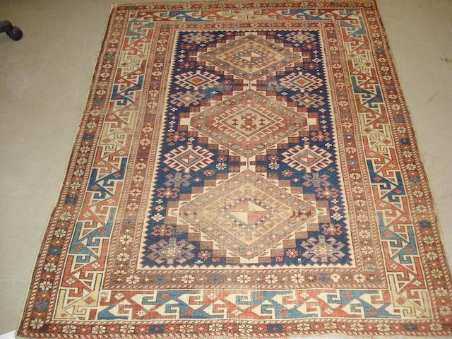 A Shirvan rug, Azerbaijan, East Caucasus, 155cm x 108cm