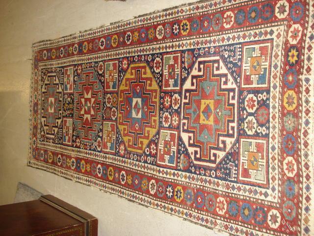 A Shirvan rug, Azerbaijan, East Caucasus, 207cm x 98cm