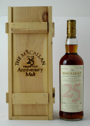 The Macallan-25 year old-1970