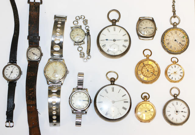 Various watches,